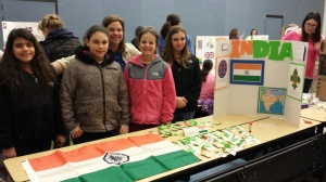 FaB Troop 54157 presenting about India