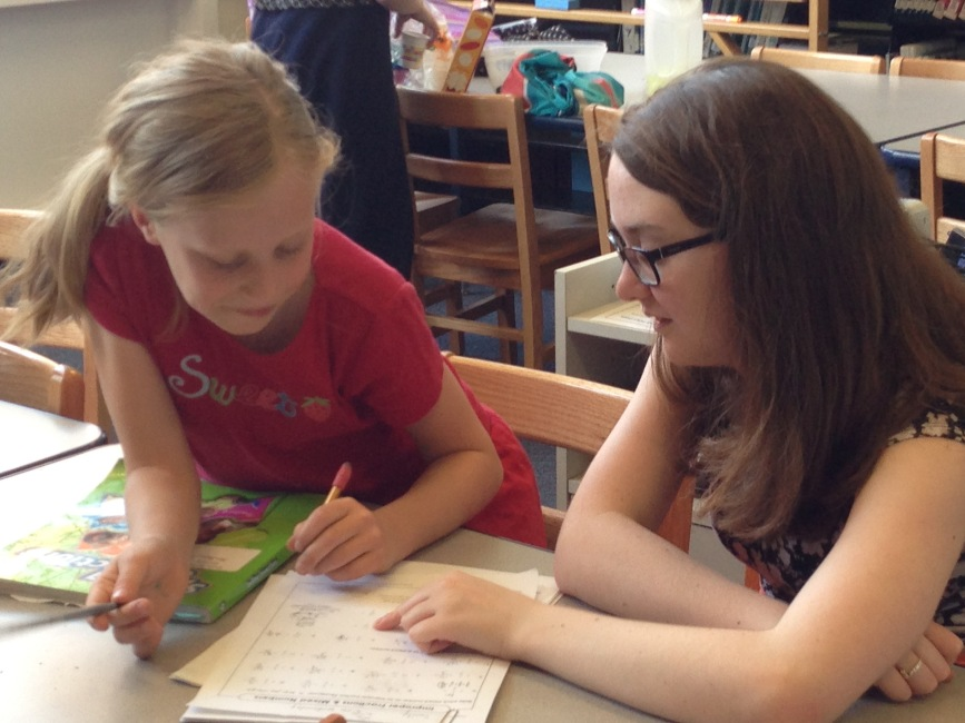 Olivia tutoring