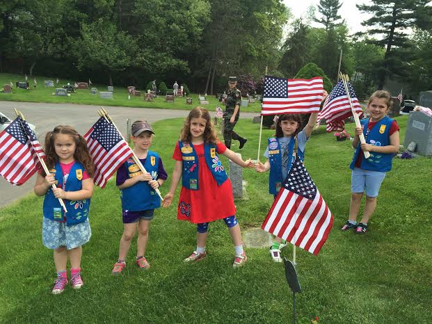 Burlington Memorial Day 2016