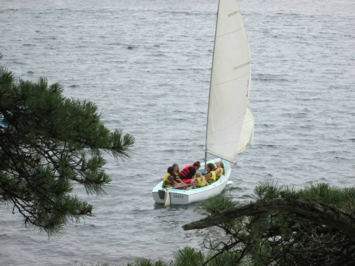 Favorite Sailing