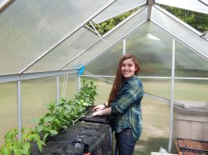 Lucy greenhouse